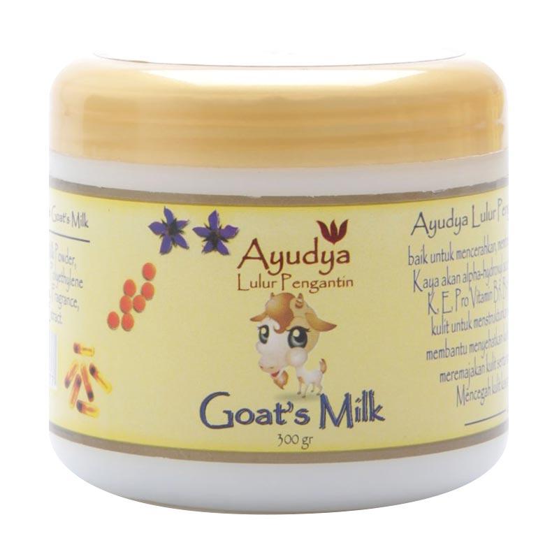 Ayudya Lulur Pengantin Goat's Milk [300gr]