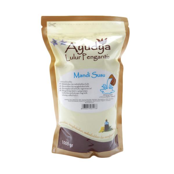 Ayudya Lulur Pengantin Mandi Susu [Refill 1000 gr]