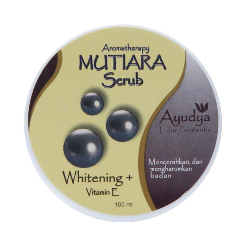 Ayudya Mutiara +Vit E Lulur Pengantin [100 mL]