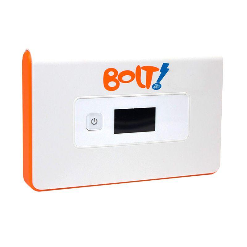 Bolt Orion Movimax 4G Putih Modem Wifi [Tanpa Kartu Bolt]