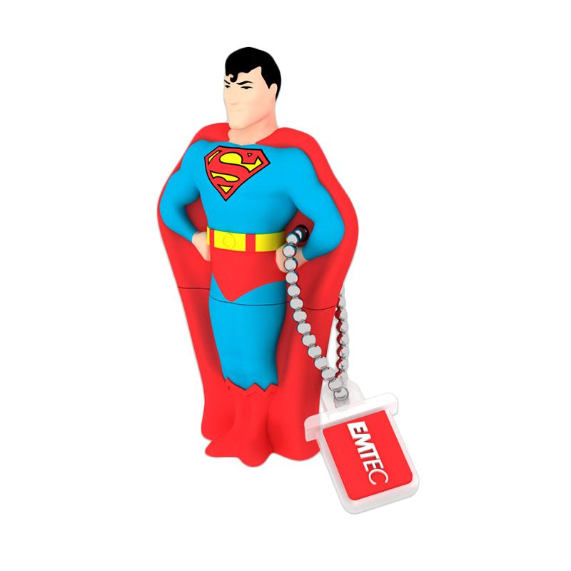 Emtec USB Superman Flashdisk [4 GB]