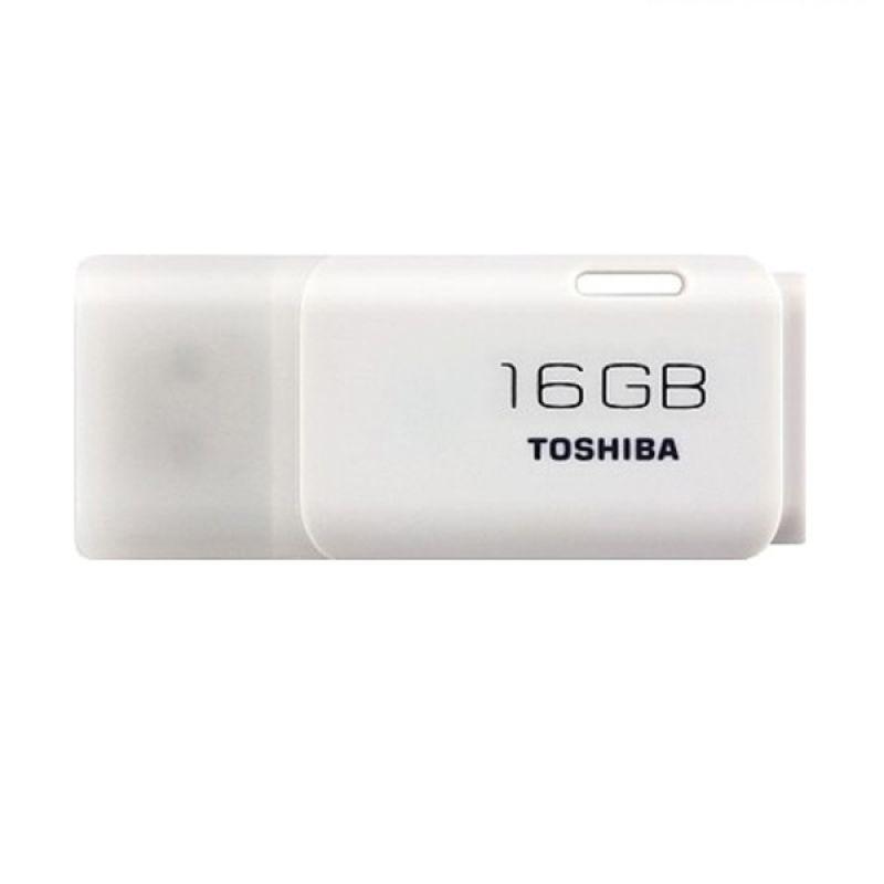 Toshiba Hayabusha Putih USB Flashdisk [16 GB]