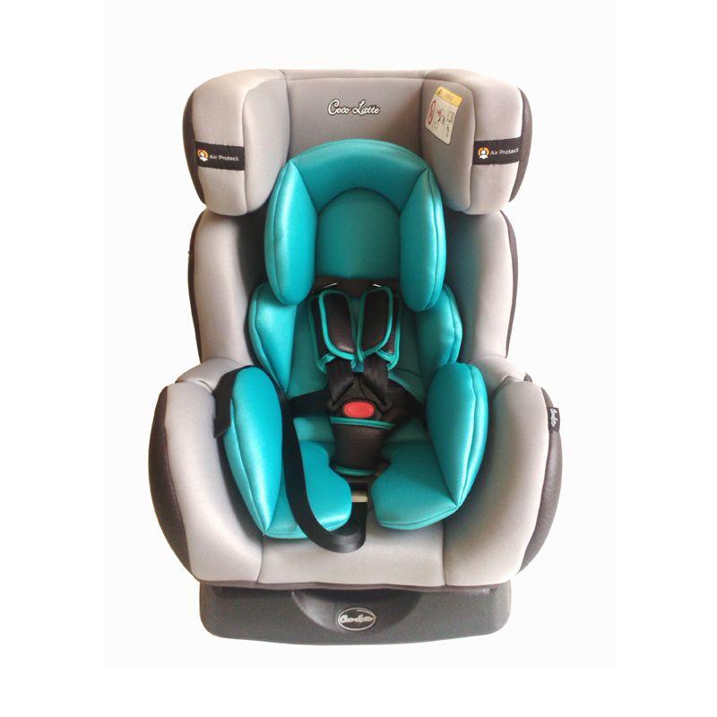 COCOLATTE CL 858 Blue Car Seat