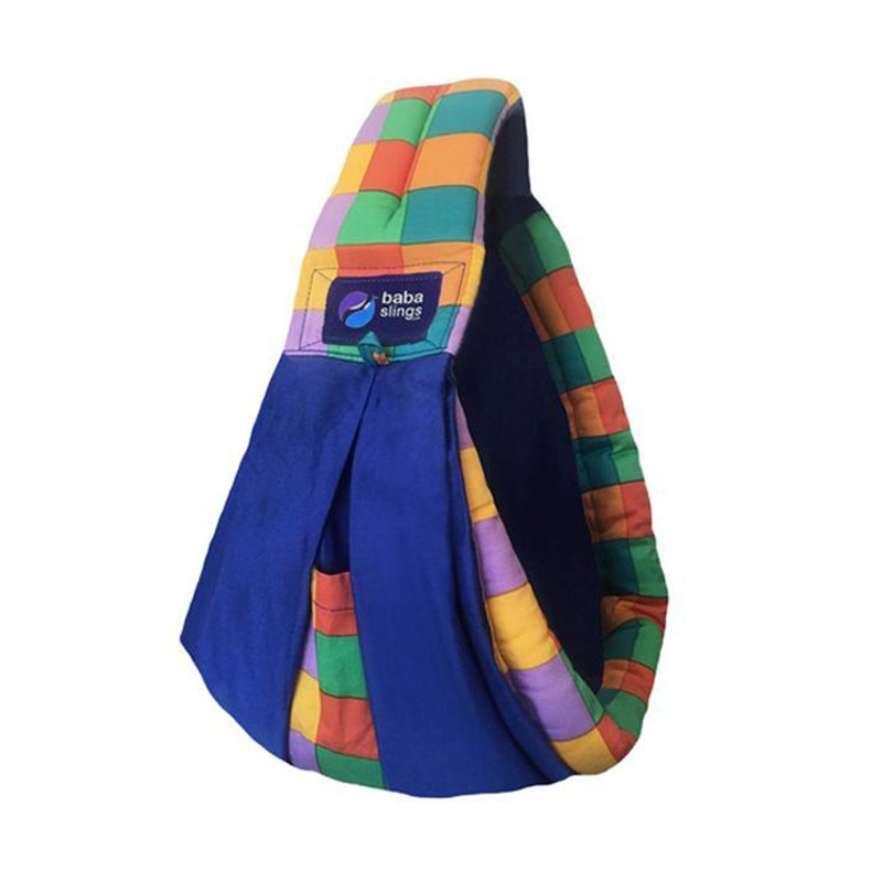 Baba Slings Colorful Block Gendongan Bayi