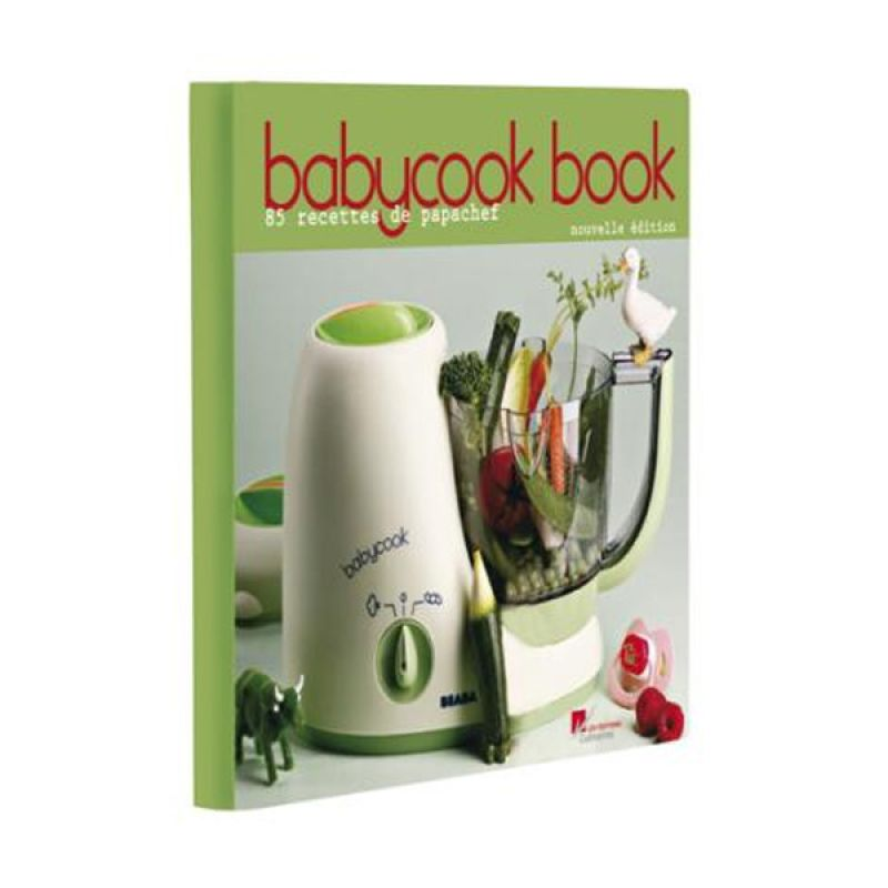 Beaba Babycook Book-English New Edition