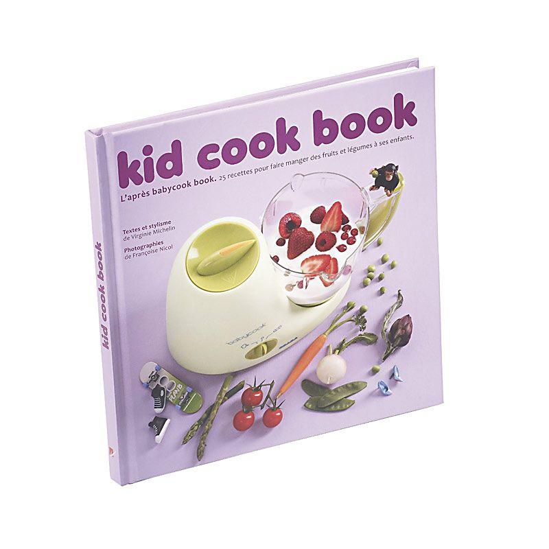 Beaba Kid Cookbook English Buku Resep