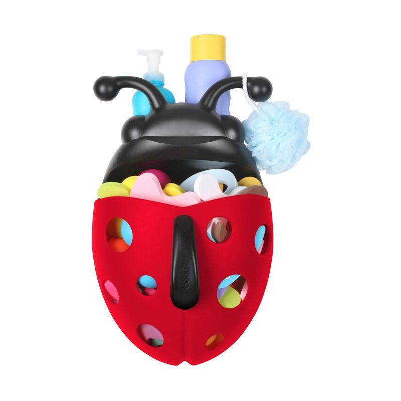 Boon Bug Pod Bath Toy Scoop Tempat Perlengkapan Mandi