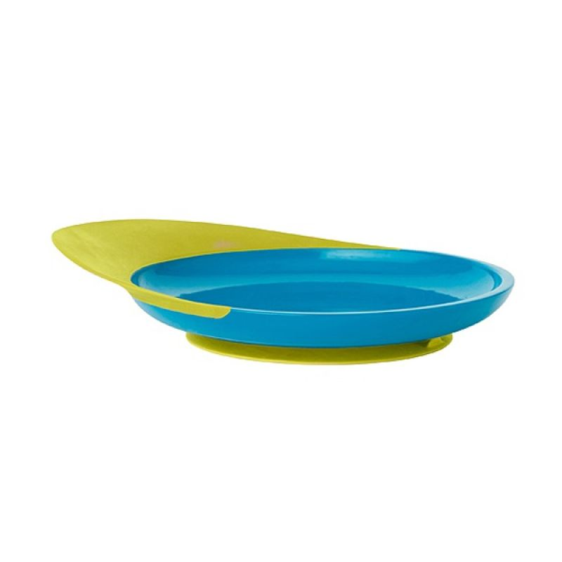 Boon Catch Plate Blue - Green