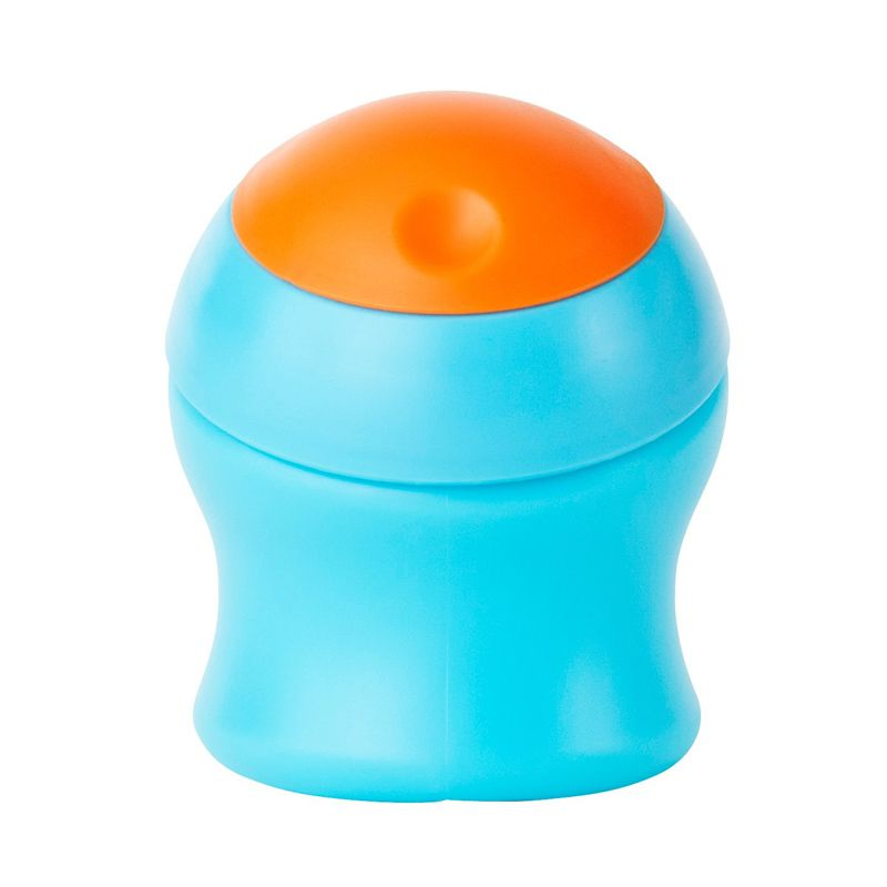 Boon Munch Snack Container Blue Orange Tempat Makan