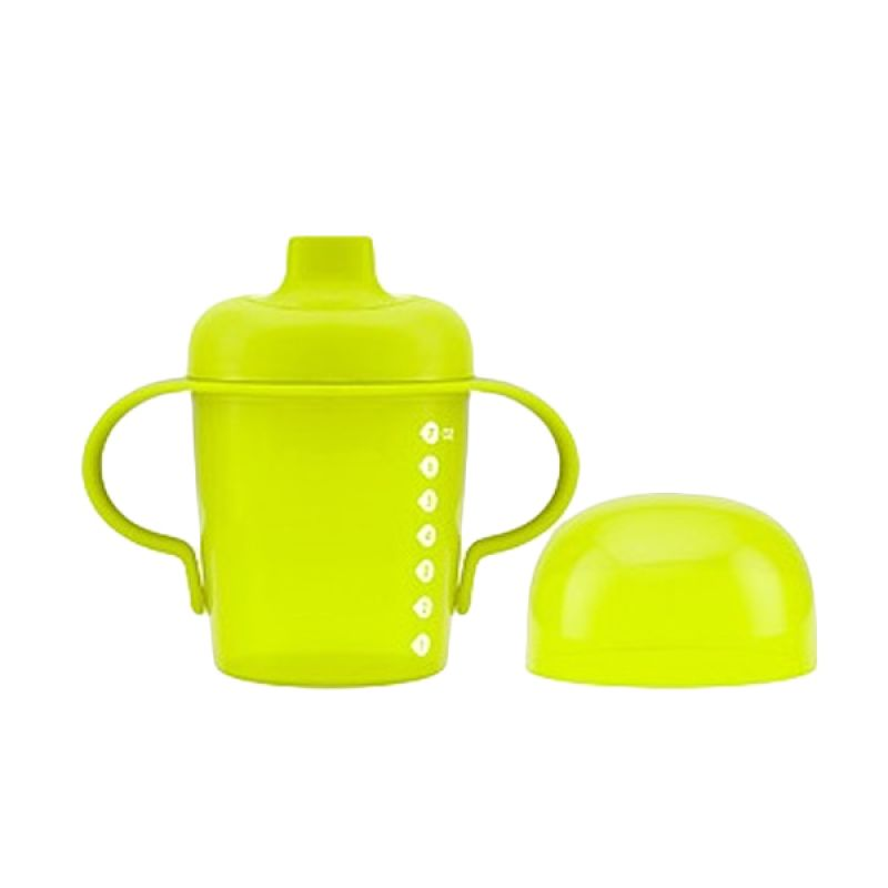Boon Sippy Cup Short 7oz Green