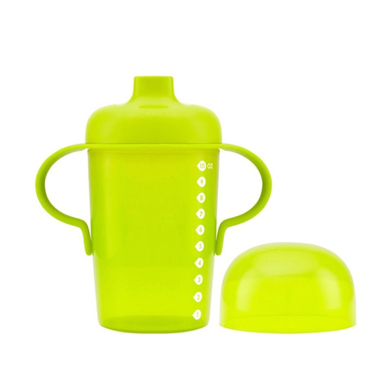 Boon Sippy Cup Tall 10oz Green