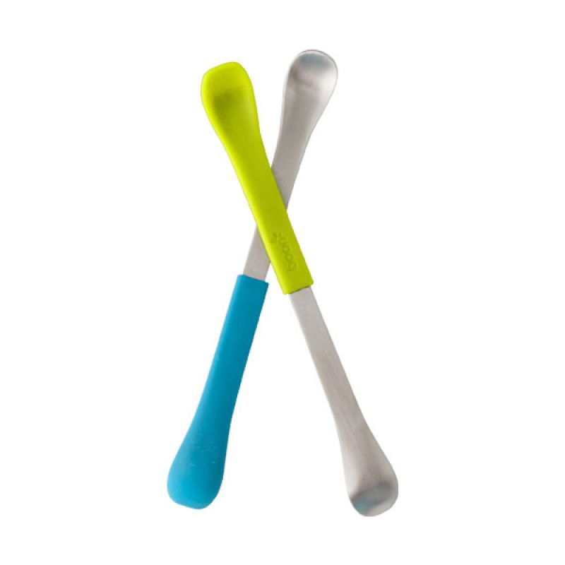 Boon Swap 2 in 1 Feeding Green - Blue