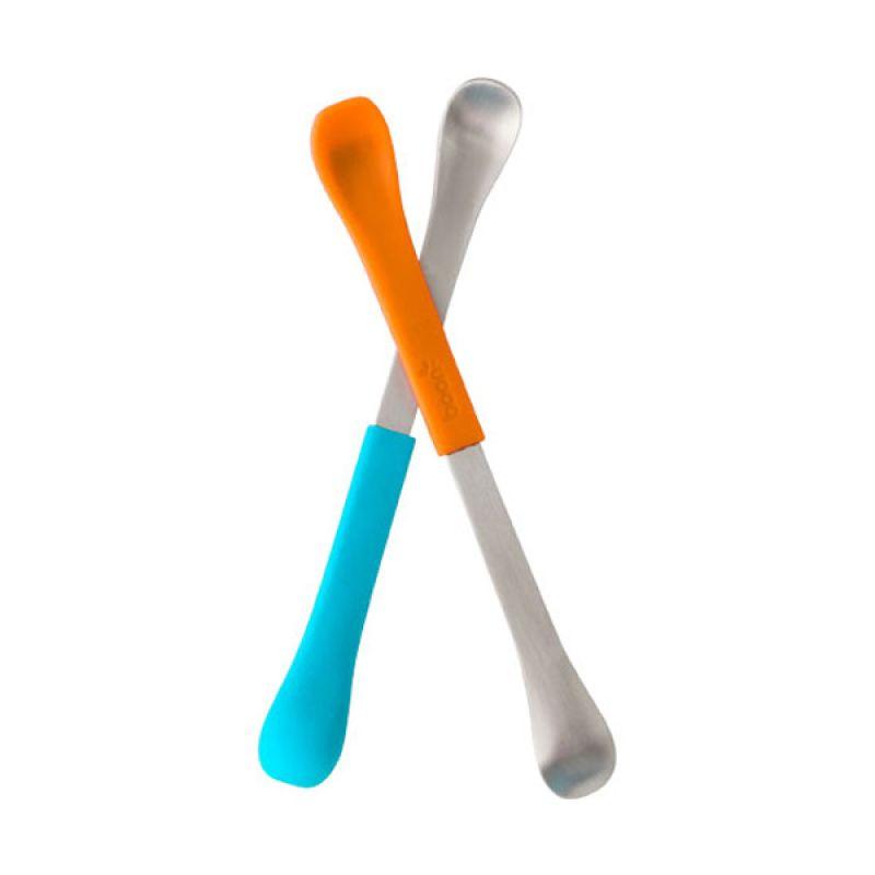 Boon Swap 2 in 1 Feeding Orange - Blue