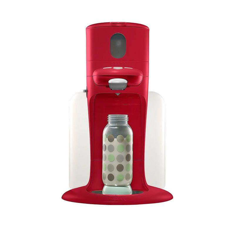 Beaba Bib Expresso Red Sterilizer Botol Susu