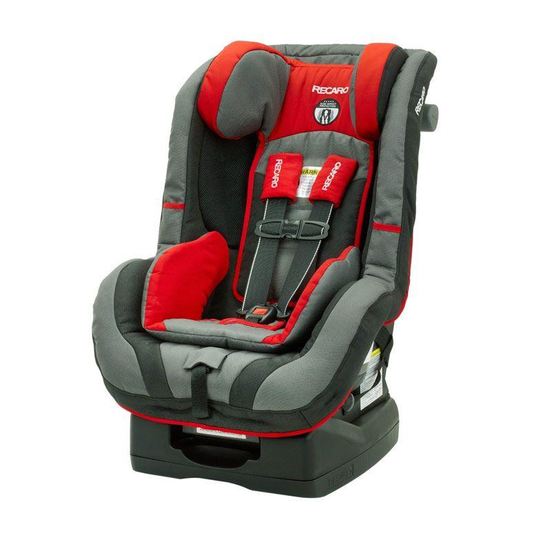 Recaro Performance Ride Red Baby Car Seat
