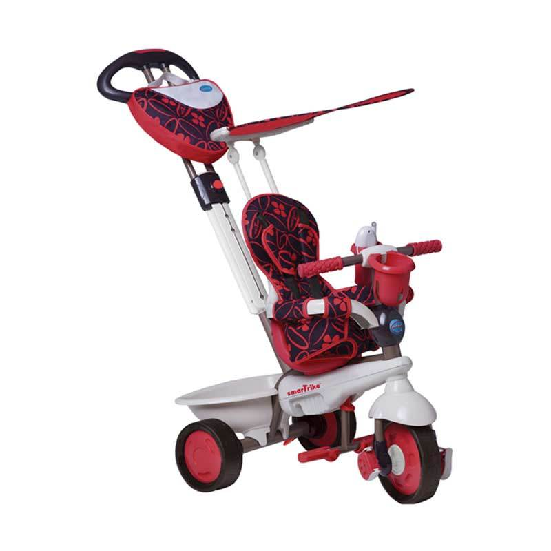 Smart Trike New Dream Red