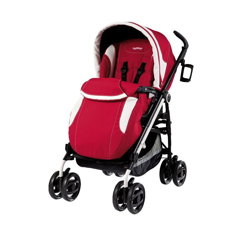 Peg Perego Switch Compact Completto Beauty Kereta Dorong Bayi