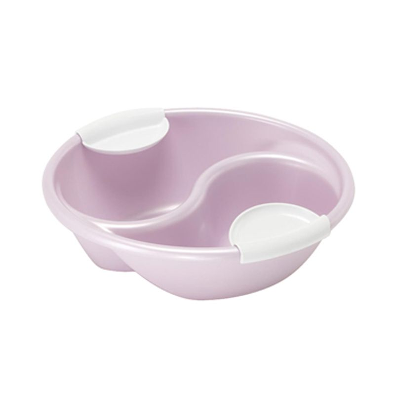 Alpha Egg Top and Pail - Lilac