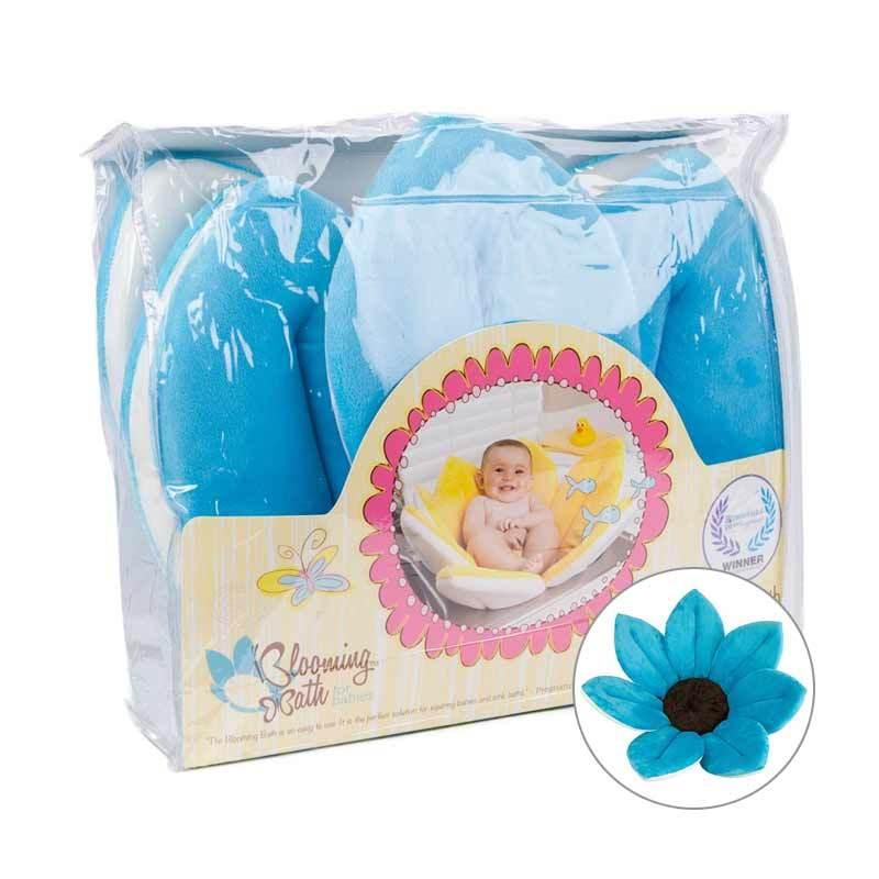 Blooming Bath Baby Bath Blue