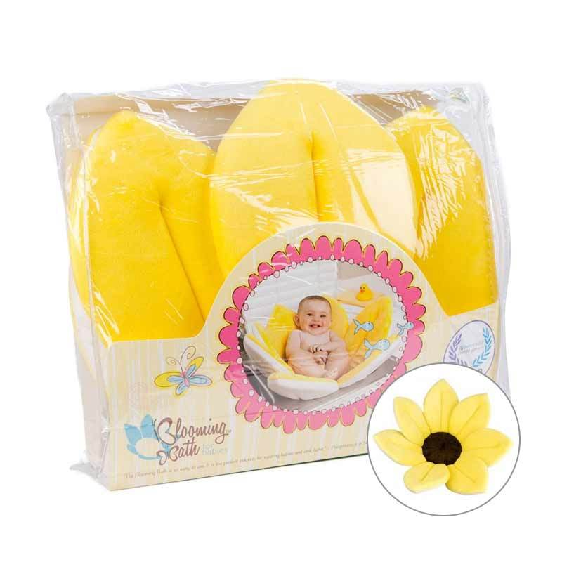 Blooming Bath Baby Bath Yellow
