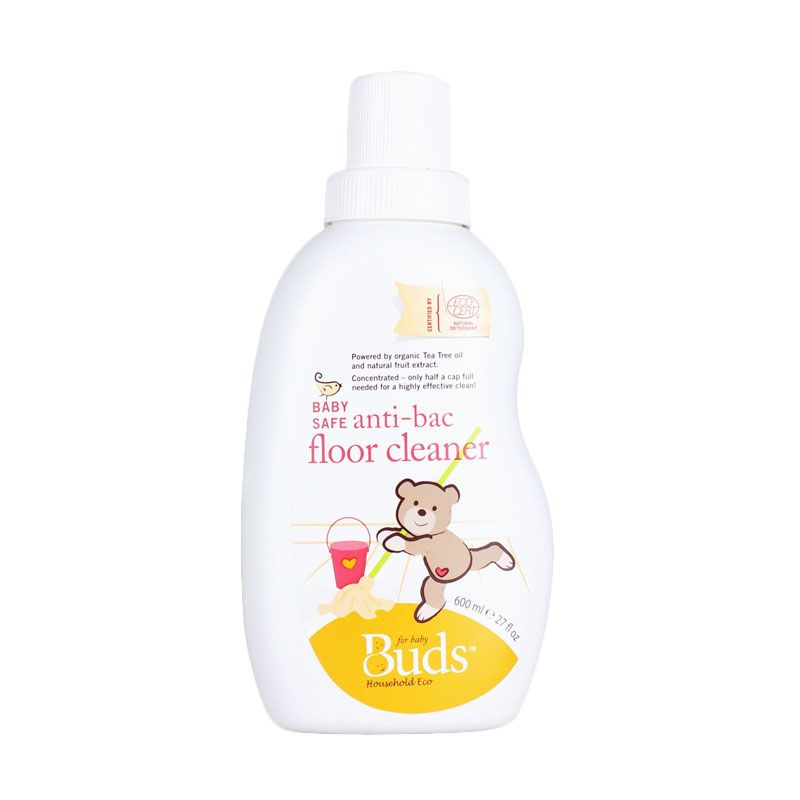 Buds Baby Safe Anti-Bac Floor Cleaner [600 mL]