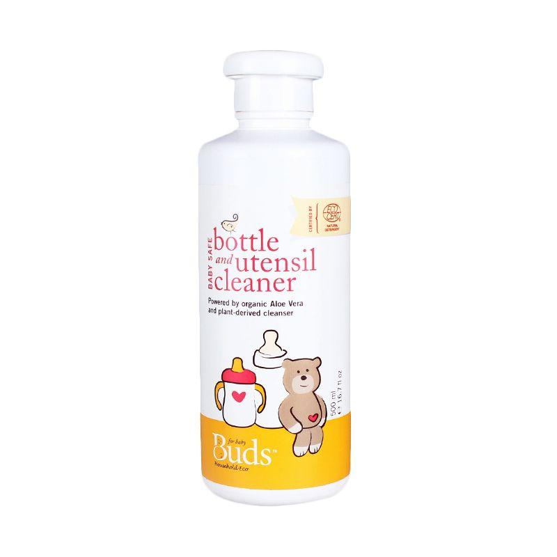 Buds Baby Safe - Bottle and Utensil Cleaner - Pembersih Botol Organik