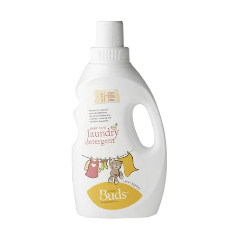 Buds - Baby Safe Laundry Detergent - Pencuci Baju Organik