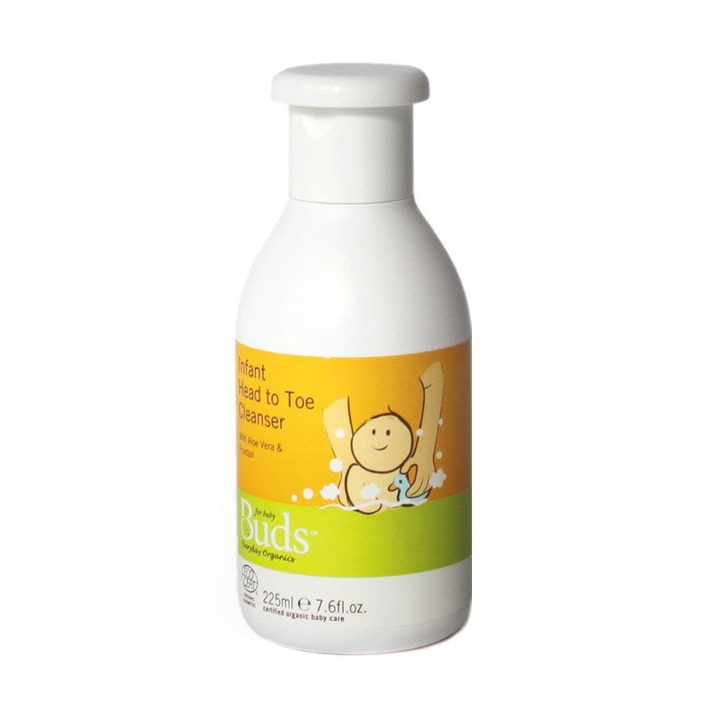 Buds - Infant Head To Toe Cleanser