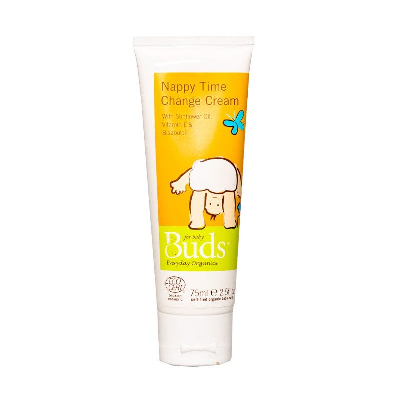 Buds - Nappy Time Change Cream