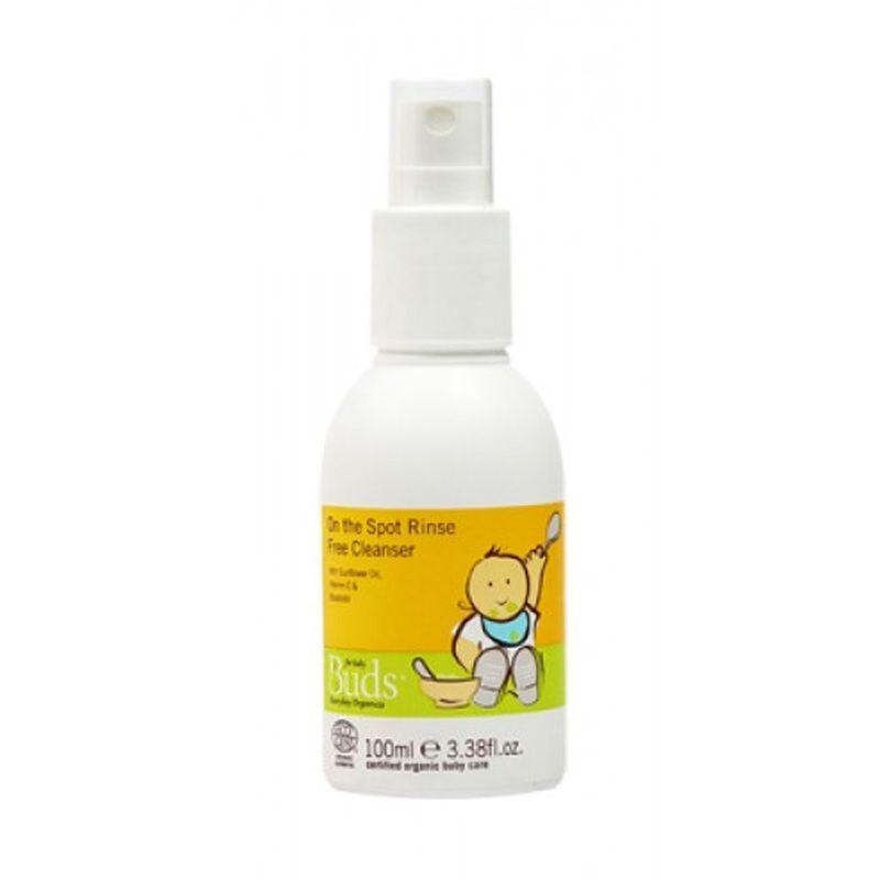 Buds - On The Spot Rinse Free Cleanser  - Pembersih Noda Organik