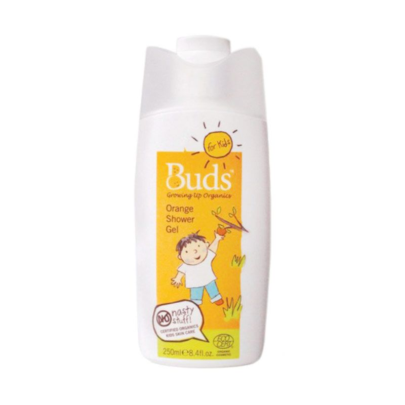 Buds - Orange Shower Gel