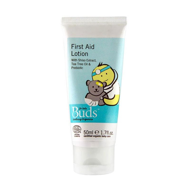 Buds Save Our Skin Lotion