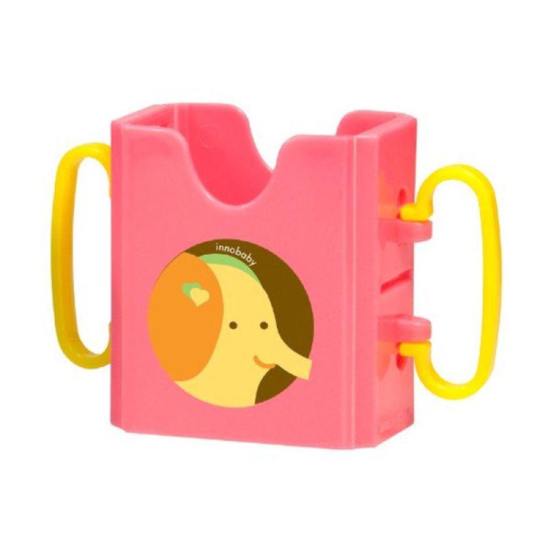 Innobaby Keepaa Multi Use Drink Holder Pink