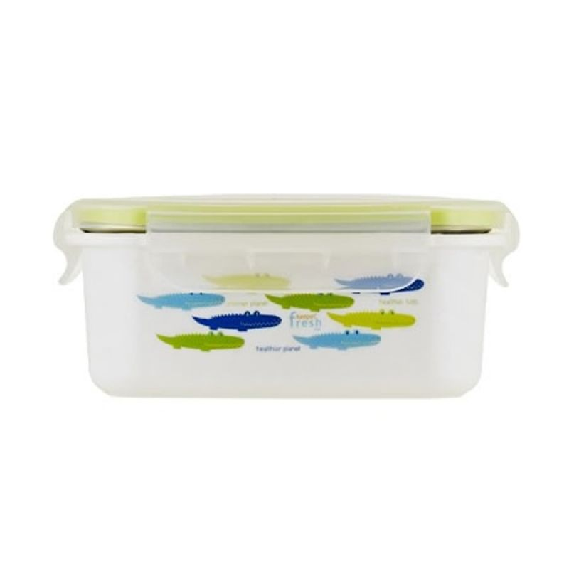 Innobaby - Keepin Fresh Kids Stainless Bento Green