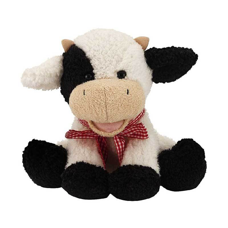 Melissa & Doug Meadow Medley Calf Stuffed Animal