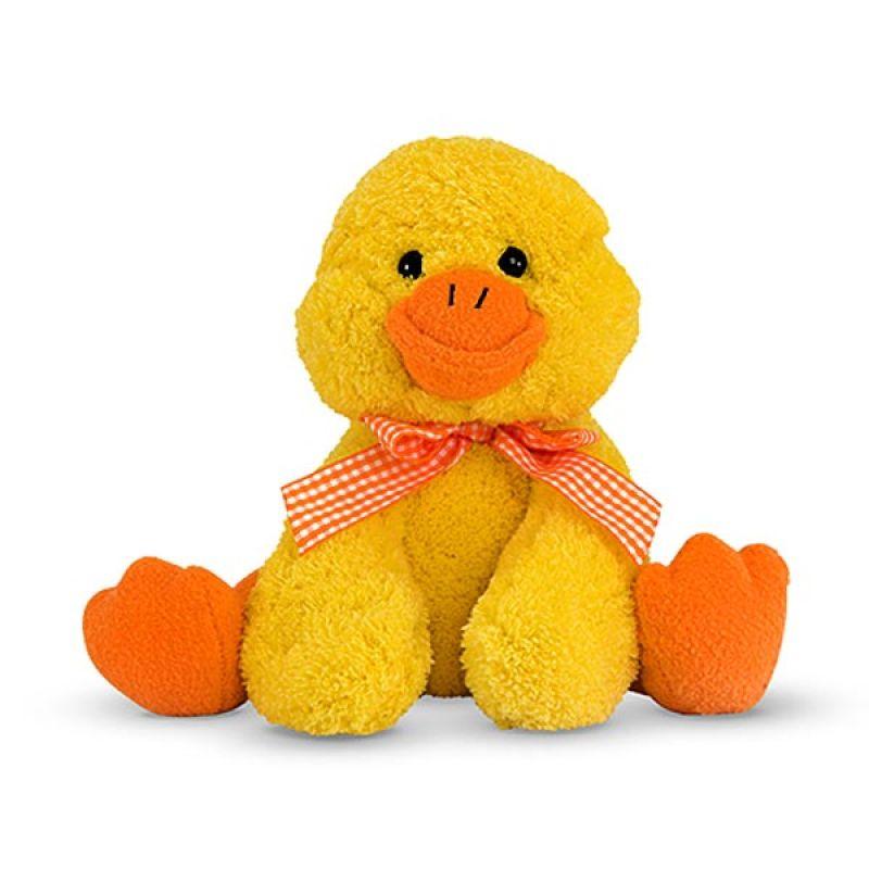 Melissa & Doug Meadow Medley Duck Stuffed Animal