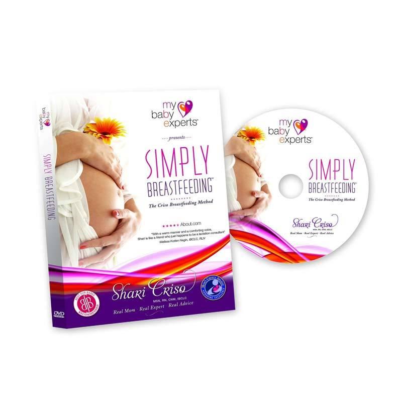 Simply Breastfeeding DVD