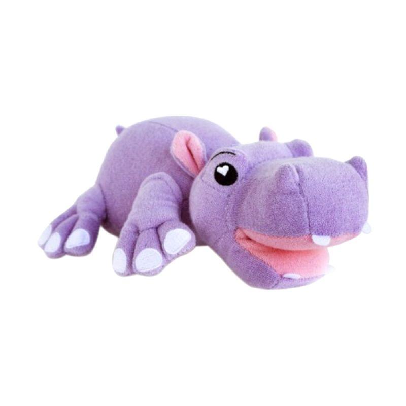 Soapsox Harper the Hippo Baby Bath Scrub