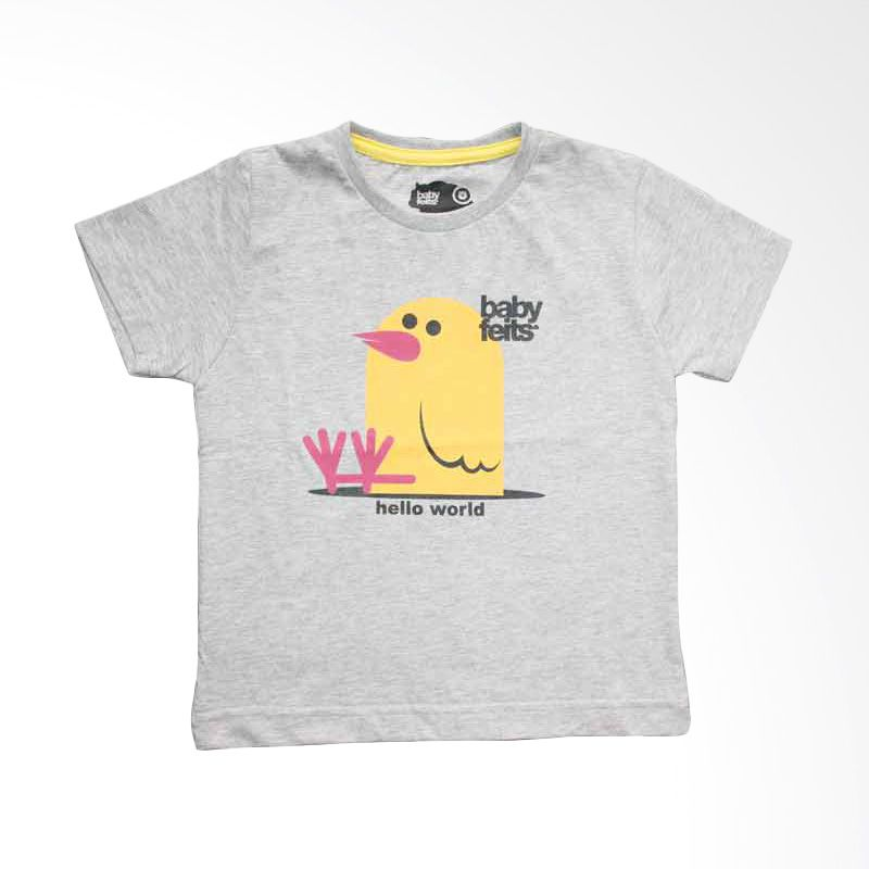 Baby Feits Hello World Tee