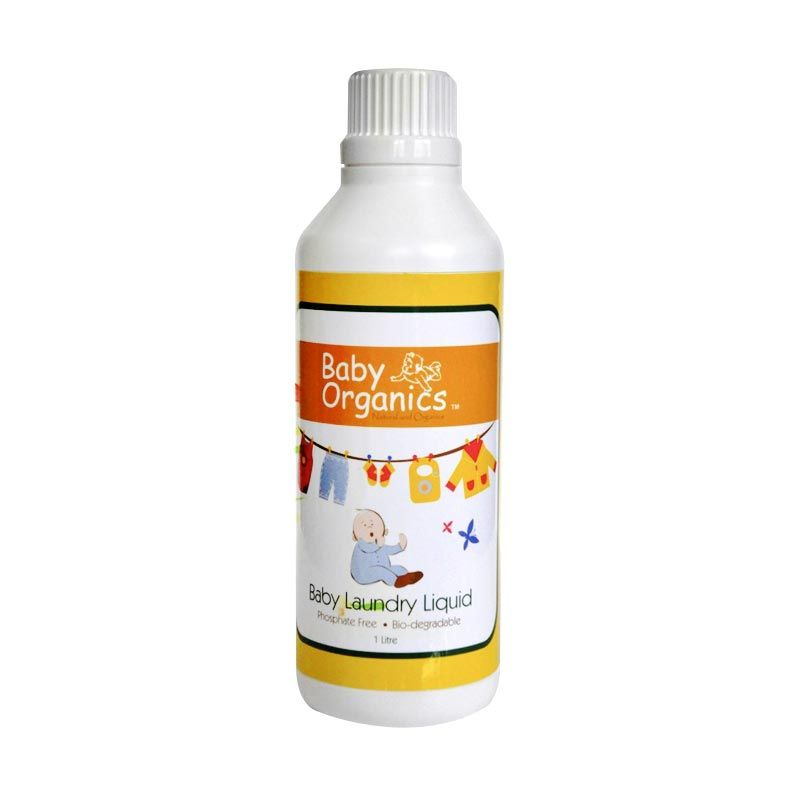 Baby Organics Laundry Liquid