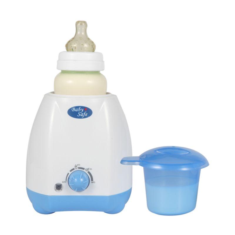 Baby Safe LB215 Blue Sterilizer Botol Susu