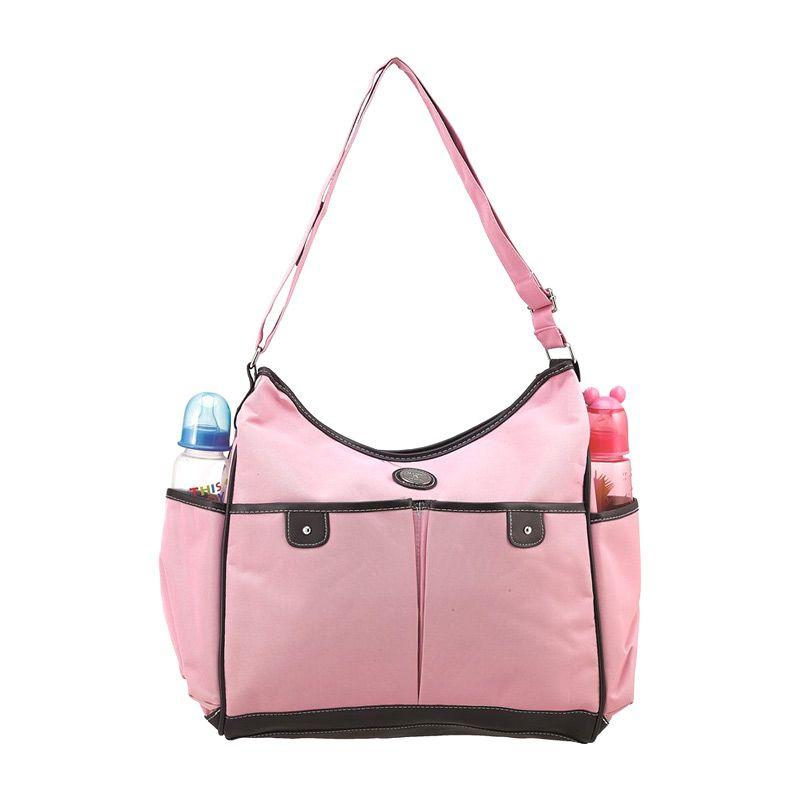 Baby Safe Fashion Pink Tas Bayi