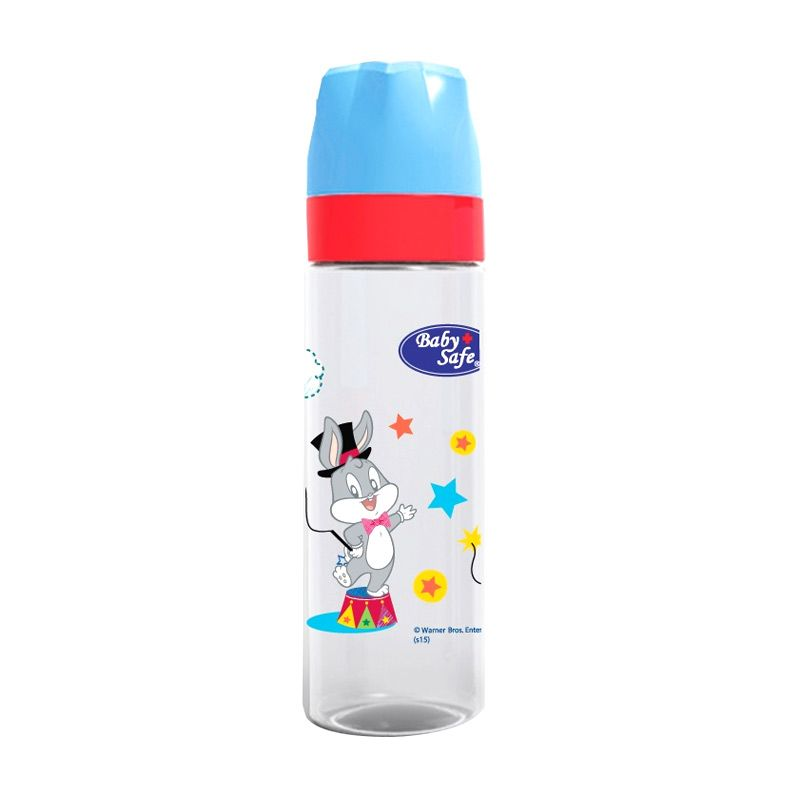 Baby Safe Star Hood PM02B Blue or Green Botol Susu [250 mL]
