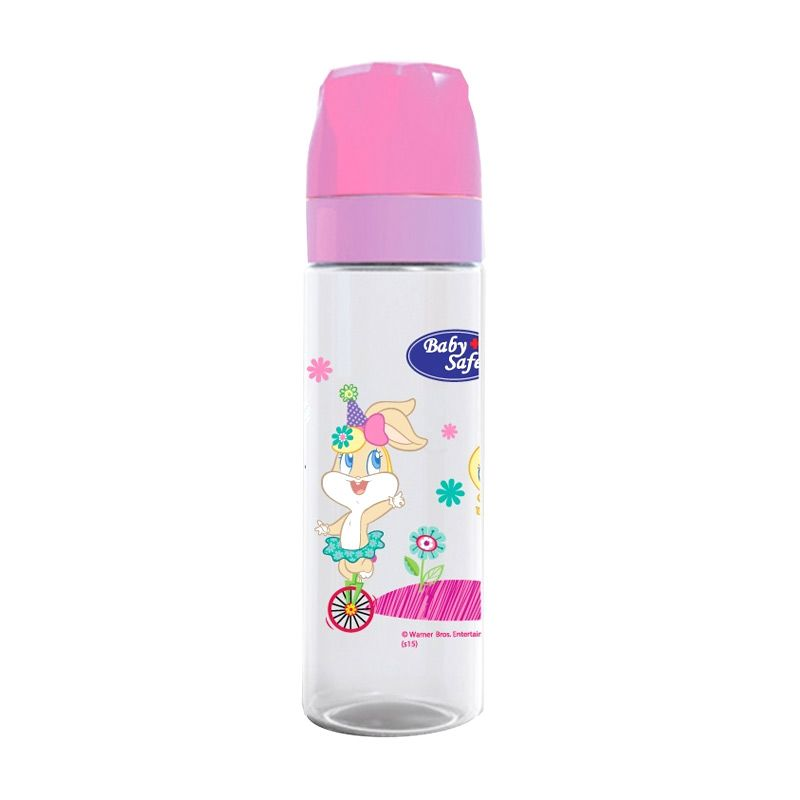 Baby Safe Star Hood PM02P Pink or Yellow Botol Susu [250 mL]
