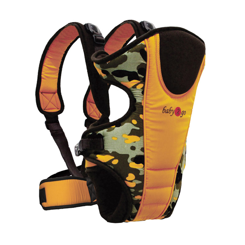 Baby Scots Carrier Baby 2 Go 08 - Army Orange