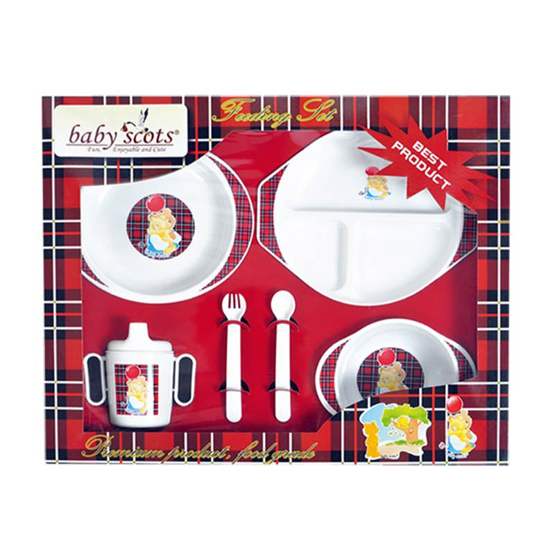 Baby Scots Feeding Set 01