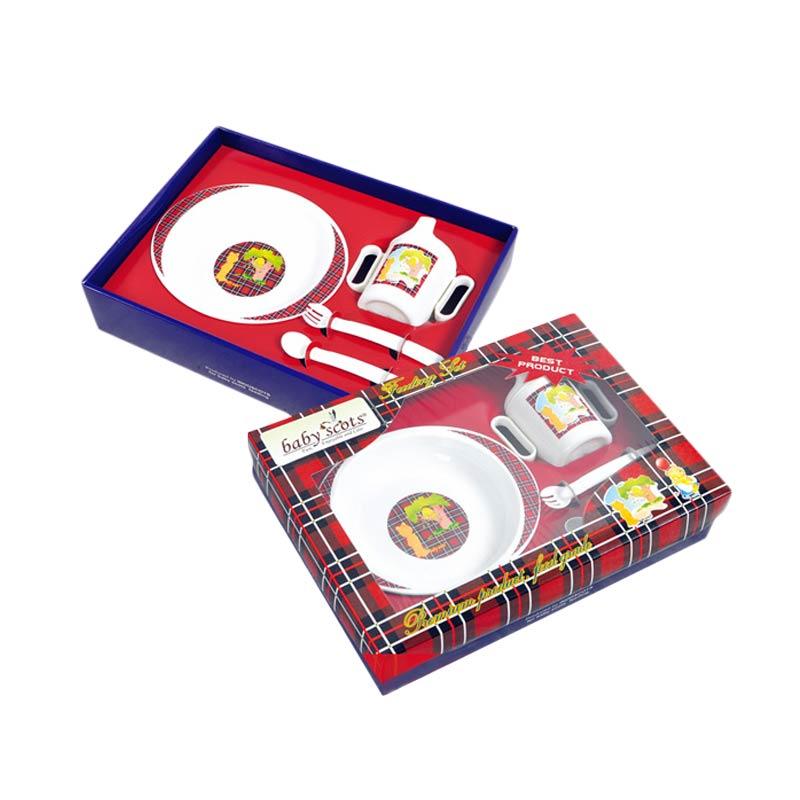 Baby Scots Feeding Set 03