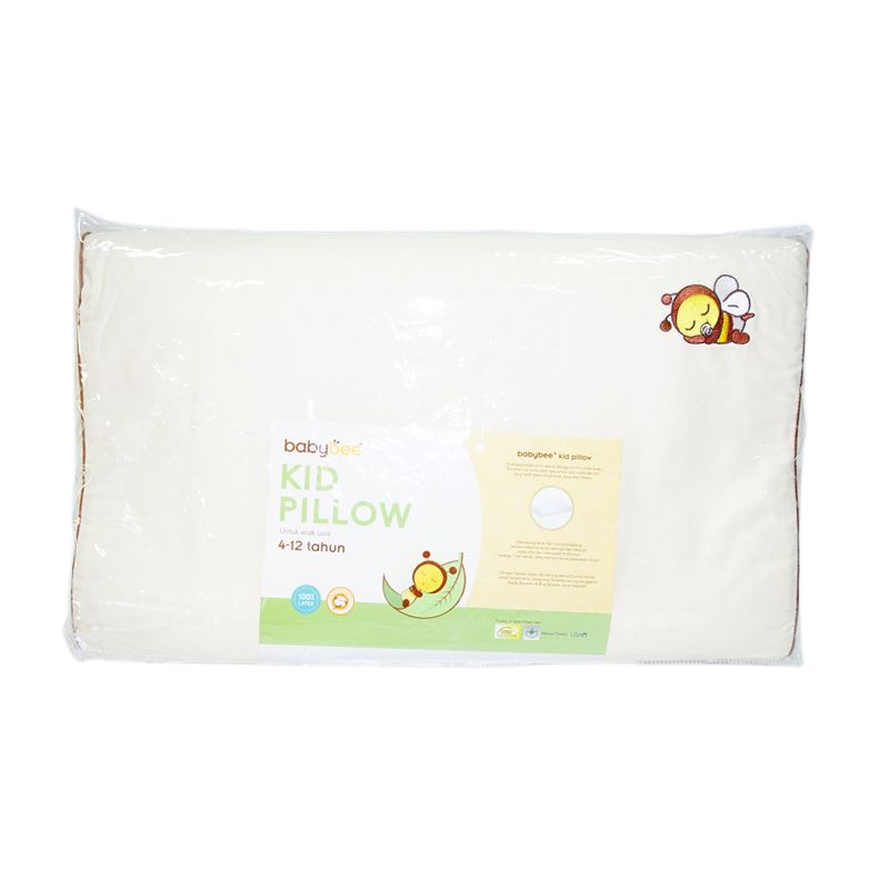 Babybee Kid Pillow W/Case (Bantal Anak)