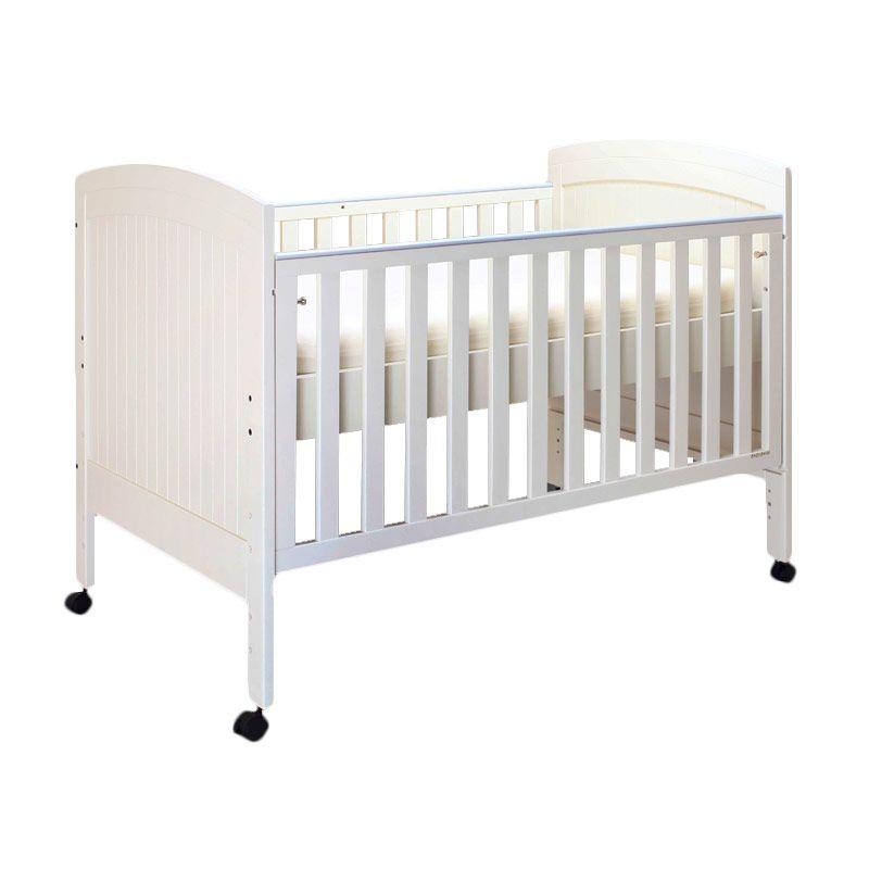 Babybelle - Angela Crib [ Khusus Area Jabodetabek ]