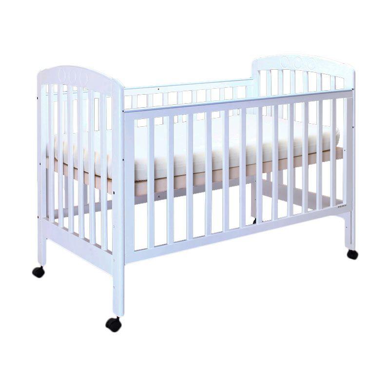 Babybelle - Chelsea Crib [ Khusus Area Jabodetabek ]
